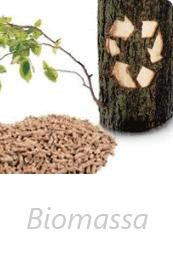 Biomassa a Pellets