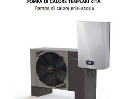 Manuale Pompa di Calore TEMPLARI - EQUA srl