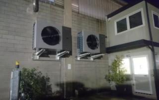 EQUA srl-Lesmo pompa di calore aria-aria industriale kita air Templari