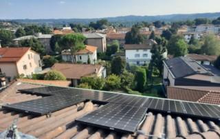 impianto fotovoltaico albate como solaredge lg