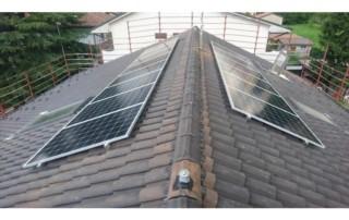 impianto fotovoltaico triuggio monza brianza fronius viessmann